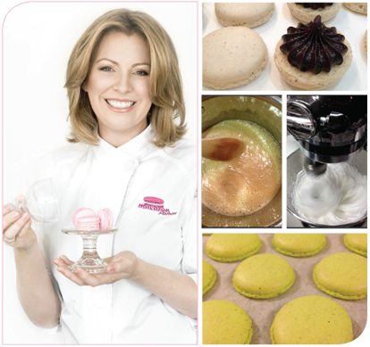Ruth from Macaron Madness